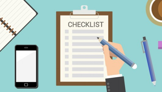 Speech Therapy Checklist